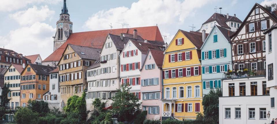 Schwäbeln In Tübingen I Hao Miassa Sält Na Ge Schaffa