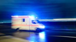Zwei Verletzte bei Zusammenstoß von Linienbus und Auto