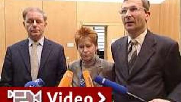 Untersuchungsausschuß: Opposition einigt sich auf Auftrag