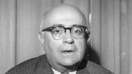 Denker in Aufruhr: Theodor W. Adorno