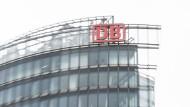 Die Zentrale der Deutschen Bahn