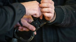 Senior droht mit brennbarer Flüssigkeit: Festnahme