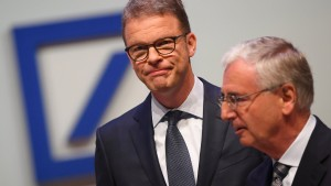 Staatsanwaltschaft ermittelt gegen Deutsche-Bank-Vorstandsmitglied