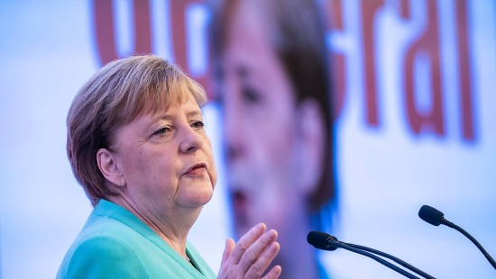 Merkel möchte Freihandelsabkommen mit Indien