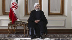 "Rohani warnt Trump vor ""Mutter aller Kriege"""