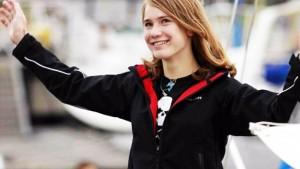 Laura Dekker zu Rekordversuch aufgebrochen