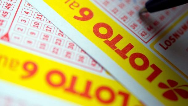 Und wieder ein Lotto-Millionär aus Hessen