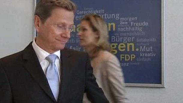 Heftiger Streit in der FDP
