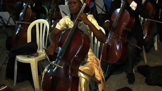 Beethoven in Kinshasa: Afrikas erste schwarze Symphoniker