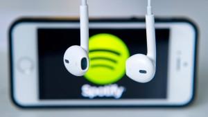 Die Digitalisierung des Musikmarktes hat gerade erst begonnen