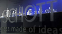 Schott setzt auf Glas für Falt-Displays