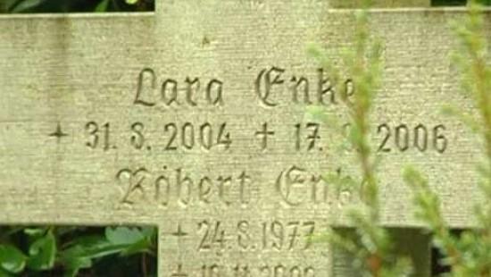 Stilles Gedenken an Robert Enke