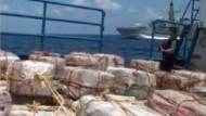 Fischerboot mit 5 Tonnen Kokain beladen