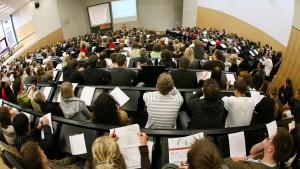 VWL-Studenten auf Sinnsuche