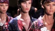 Modebranche trotz Wirtschaftskrise optimistisch