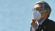 Die japanische Geldpolitik verändert sich chmäleonartig