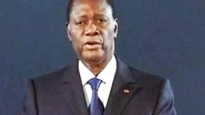 Ouattara verlangt Aufhebung der EU-Sanktionen