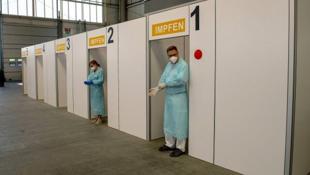 Jede Sekunde werden acht Personen geimpft