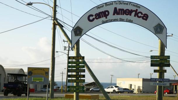 Saudi-Arabien nimmt neun Guantanamo-Häftlinge auf