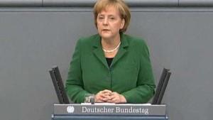 Merkel: Europa am Scheideweg