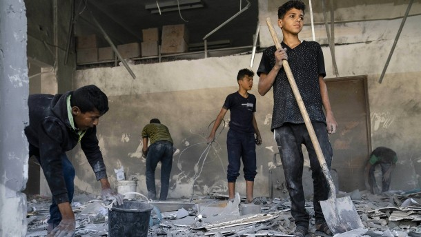 Israelische Politiker drohen der Hamas künftig mit härterer Reaktion