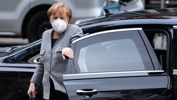 Merkel will Lockdown bis zum 15. Februar verlängern - Beschlussvorlage
