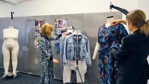 Neue Märkte für große Kleidergrößen