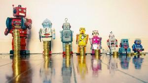 Geldanlage vom Roboter