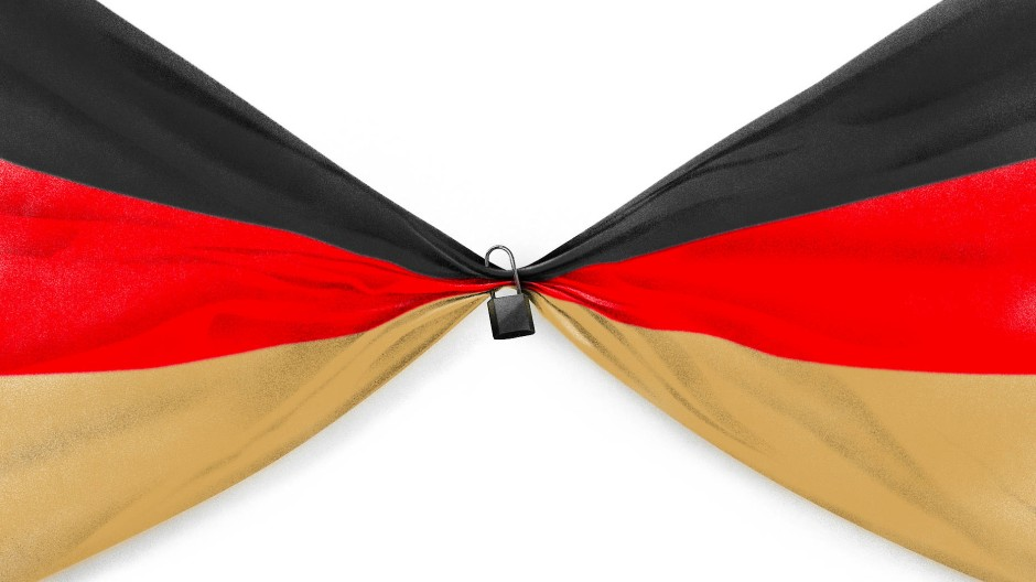 """Deutschland im """"Lockdown Light"""""""