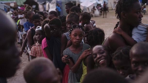 Mehr als 500.000 Kinder gefährdet
