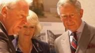 Prinz Charles besucht Museumsinsel