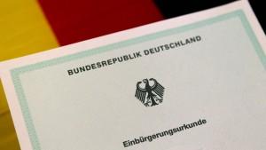 Neue Einbürgerungsregeln für Hessen