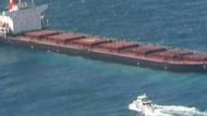 Ölpest bedroht Great Barrier Reef