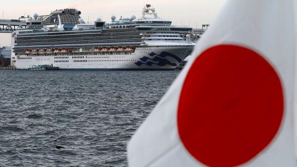 Immer mehr Coronavirus-Fälle in Japan