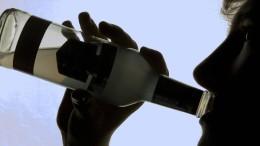 Offenbar Bremsenreiniger in Getränk eines Angestellten gemischt