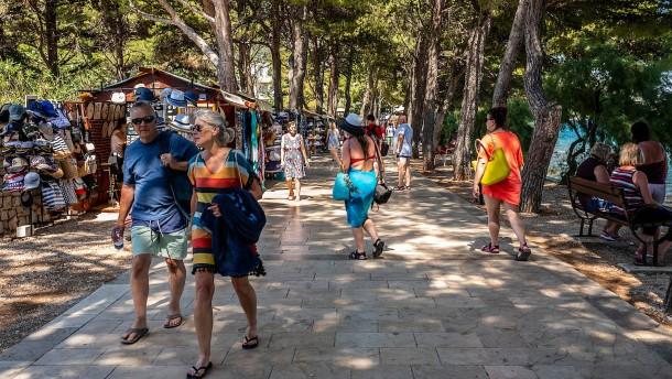Kroatiens Angst vor einem kurzen Sommer