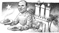 Orientalische Gerichte mit einem Hauch aus Tausendundeine Nacht