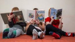 Geschlechter-Klischees entmutigen Jungs beim Lesen