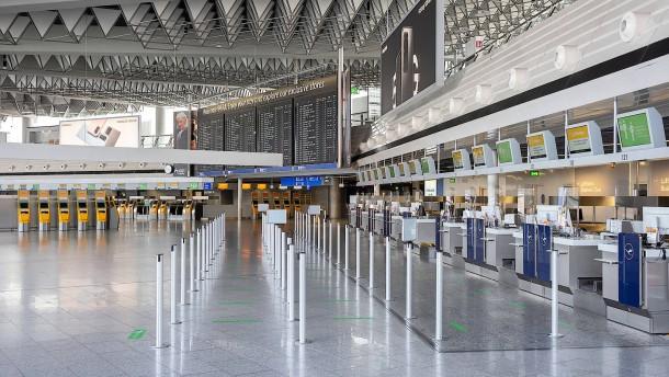 Fraport will wegen Corona-Folgen bis zu 4000 Stellen streichen