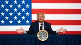 Verliert Amerika gegen Trump?