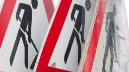 Eine Milliarde Euro für hessische Straßen und Brücken