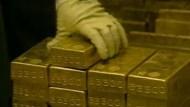 Goldpreis hält sich auf Rekordniveau