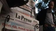 Gemischte Reaktionen nach Wiederwahl von Tunesiens Staatschef