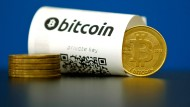 Hohe Nachfrage: Kryptowährung Bitcoin