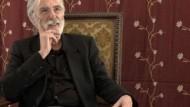 """Michael Haneke anlässlich der Oscar-Nominierung von Das weiße Band - Eine deutsche Kindergeschichte"""" im Interview mit der F.A.Z."""