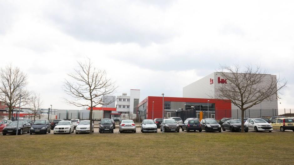 Wichtiger Arbeitgeber in der Region: Heckler & Koch beschäftigt das Gros der Mitarbeiter im schwäbischen Oberndorf.