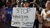 Polizei in San Diego erschießt Schwarzen