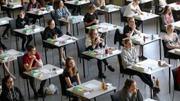 Immer mehr Schüler fallen durch das Abitur
