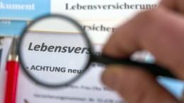 Mehr Interesse an Fondsgebundenen Rentenversicherungen