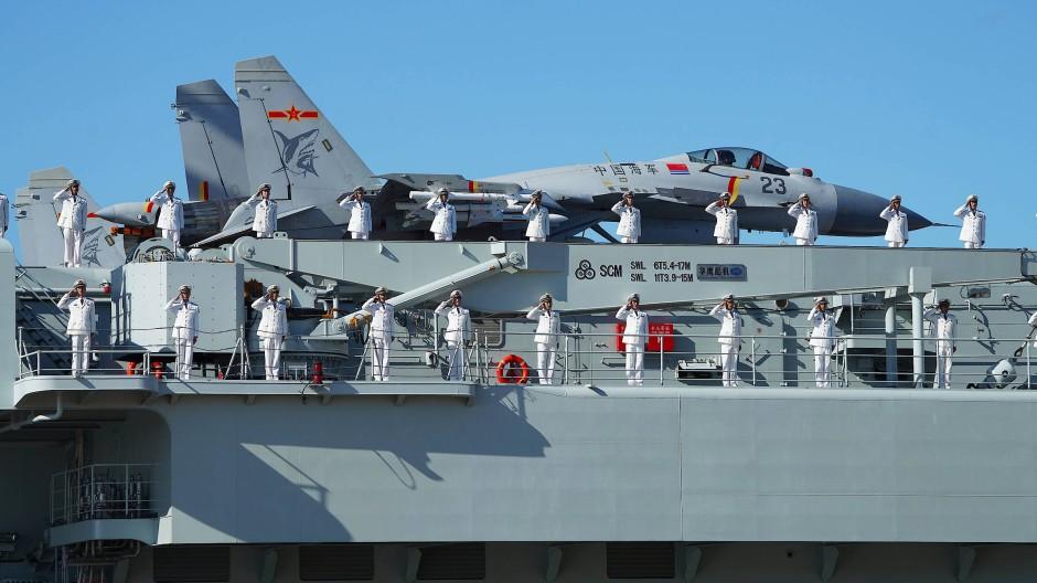 China produziert nach Einschätzung des Stockholmer Friedensforschungsinstitut Sipri mehr Rüstungsgüter als jedes andere Land der Erde außer Amerika.